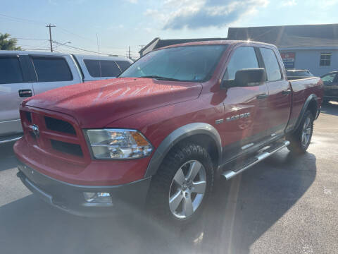2012 RAM Ram Pickup 1500 for sale at Chilson-Wilcox Inc Lawrenceville in Lawrenceville PA