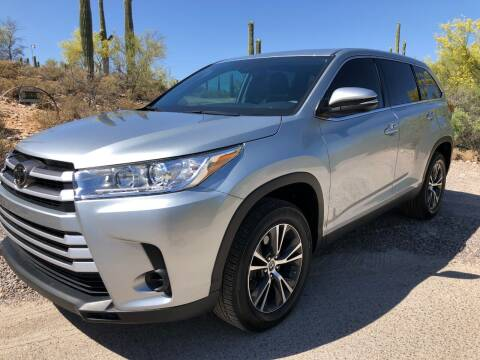 2019 Toyota Highlander for sale at Auto Executives in Tucson AZ