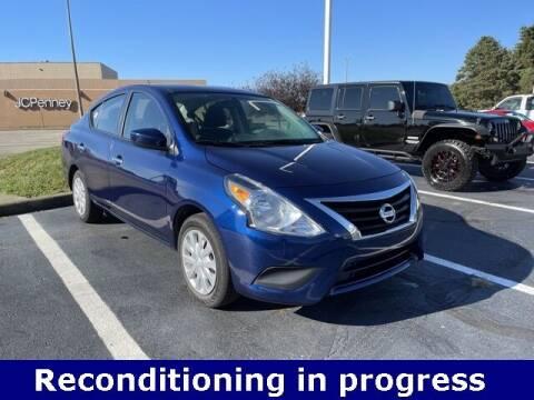 2019 Nissan Versa for sale at Jeff Drennen GM Superstore in Zanesville OH