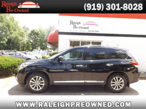 2014 Nissan Pathfinder for sale at Raleigh Pre-Owned in Raleigh NC