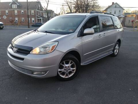 2004 Toyota Sienna for sale at Nerger's Auto Express in Bound Brook NJ