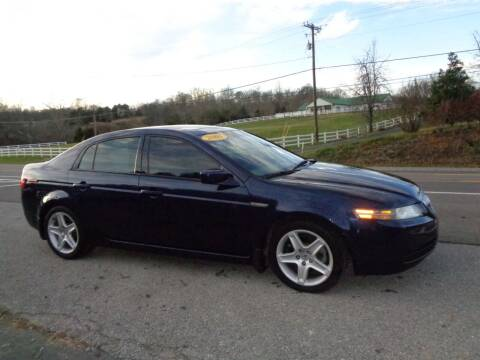 2005 Acura TL for sale at Car Depot Auto Sales Inc in Seymour TN