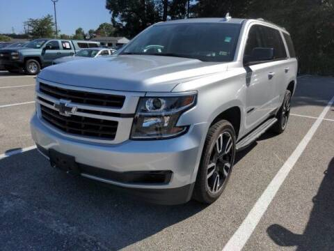 2020 Chevrolet Tahoe for sale at Strosnider Chevrolet in Hopewell VA