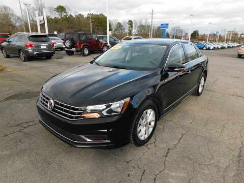 2016 Volkswagen Passat for sale at Paniagua Auto Mall in Dalton GA
