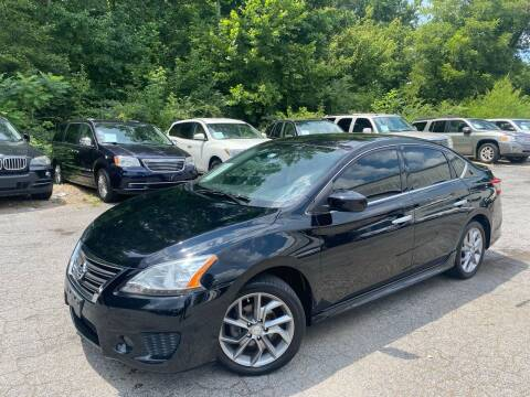 2014 Nissan Sentra for sale at Car Online in Roswell GA