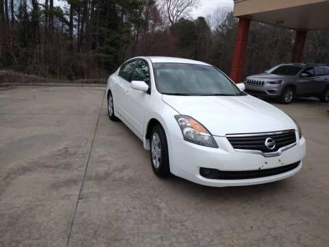 2008 Nissan Altima for sale at A&Q Auto Sales in Gainesville GA