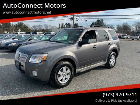 2009 Mercury Mariner for sale at AutoConnect Motors in Kenvil NJ