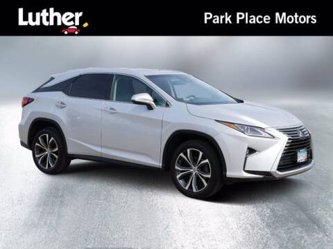 2017 Lexus RX 350 for sale at Park Place Motor Cars in Rochester MN
