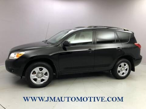 2008 Toyota RAV4 for sale at J & M Automotive in Naugatuck CT