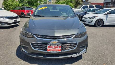 2016 Chevrolet Malibu for sale at Buy Here Pay Here Auto Sales in Newark NJ