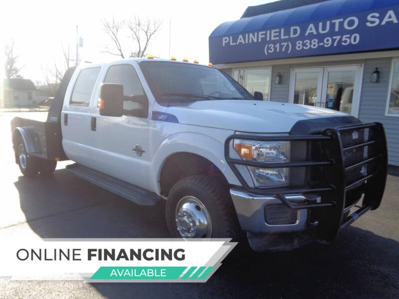 2014 Ford F-350 Super Duty for sale at Plainfield Auto Sales in Plainfield IN