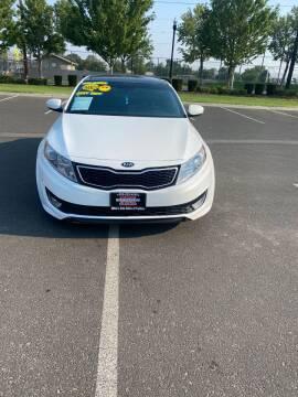 2013 Kia Optima Hybrid for sale at Mike's Auto Sales of Yakima in Yakima WA