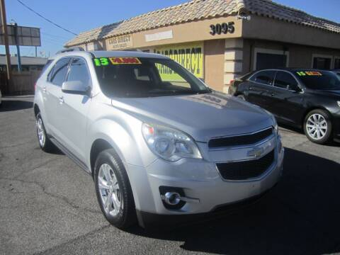 2013 Chevrolet Equinox for sale at Cars Direct USA in Las Vegas NV