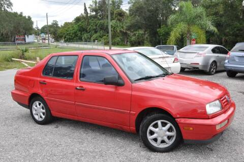 1998 Volkswagen Jetta for sale at Elite Motorcar, LLC in Deland FL
