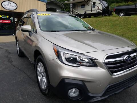 2019 Subaru Outback for sale at W V Auto & Powersports Sales in Cross Lanes WV