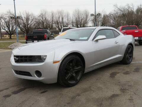 2012 Chevrolet Camaro for sale at Low Cost Cars North in Whitehall OH