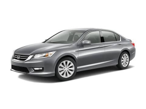 2014 Honda Accord for sale at BASNEY HONDA in Mishawaka IN
