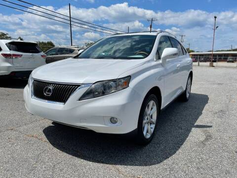 2010 Lexus RX 350 for sale at Signal Imports INC in Spartanburg SC