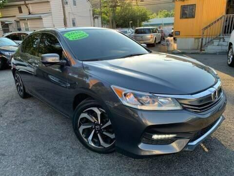 2016 Honda Accord for sale at Auto Universe Inc. in Paterson NJ