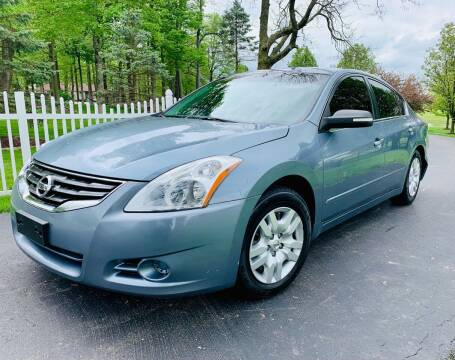 2012 Nissan Altima for sale at CarZip in Indianapolis IN