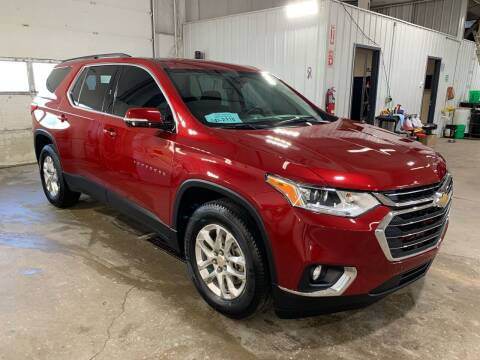 2019 Chevrolet Traverse for sale at Premier Auto in Sioux Falls SD