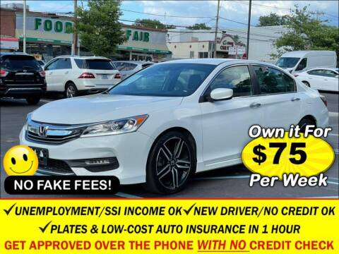 2017 Honda Accord for sale at AUTOFYND in Elmont NY
