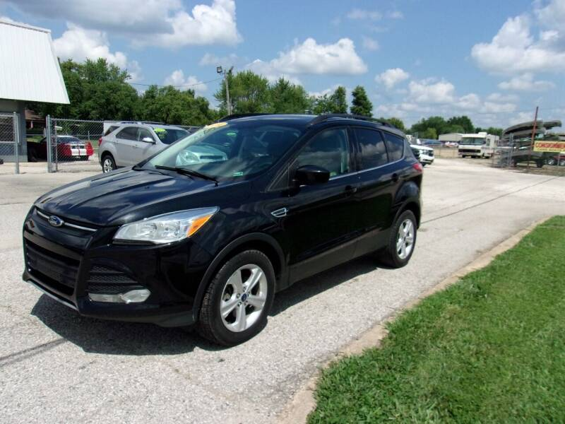 2014 Ford Escape for sale at HIGHWAY 42 CARS BOATS & MORE in Kaiser MO