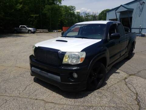 2005 Toyota Tacoma for sale at Granite Auto Sales in Spofford NH