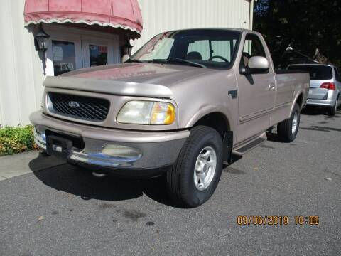 1998 Ford F-150 for sale at Bethlehem Auto Sales LLC in Hickory NC