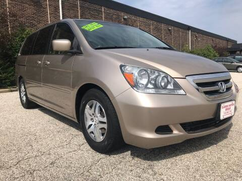 2007 Honda Odyssey for sale at Classic Motor Group in Cleveland OH