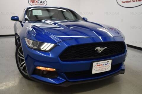 2017 Ford Mustang for sale at Houston Auto Loan Center in Spring TX