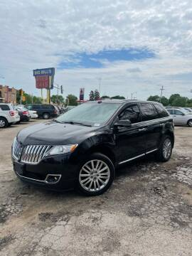 2013 Lincoln MKX for sale at Big Bills in Milwaukee WI