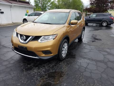 2014 Nissan Rogue for sale at Nonstop Motors in Indianapolis IN