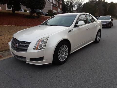 2010 Cadillac CTS for sale at Don Roberts Auto Sales in Lawrenceville GA