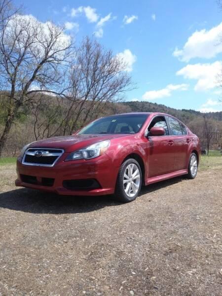 2013 Subaru Legacy for sale at Valley Motor Sales in Bethel VT