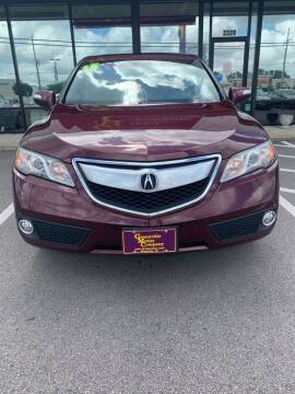 2015 Acura RDX for sale at DRIVEhereNOW.com in Greenville NC