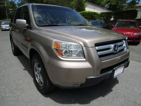 2006 Honda Pilot for sale at Direct Auto Access in Germantown MD
