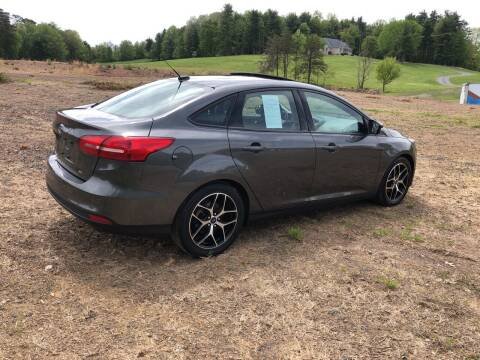 2017 Ford Focus for sale at THATCHER AUTO SALES in Export PA