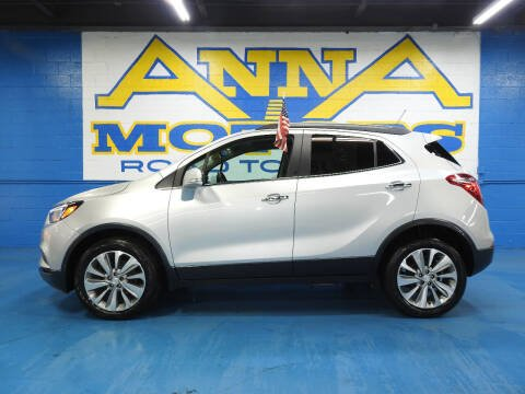 2017 Buick Encore for sale at ANNA MOTORS, INC. in Detroit MI