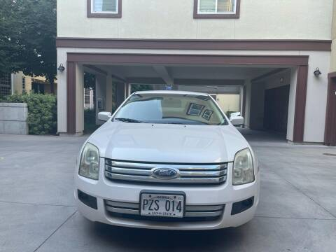2009 Ford Fusion for sale at Ronnie Motors LLC in San Jose CA