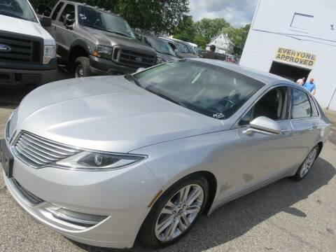 2014 Lincoln MKZ for sale at US Auto in Pennsauken NJ