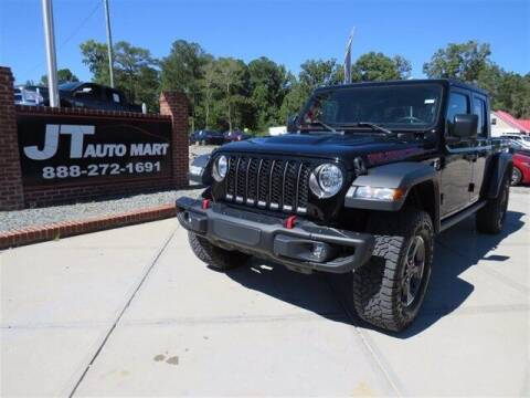 2020 Jeep Gladiator for sale at J T Auto Group in Sanford NC