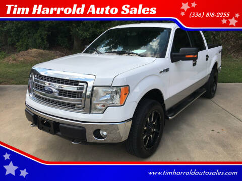 2014 Ford F-150 for sale at Tim Harrold Auto Sales in Wilkesboro NC
