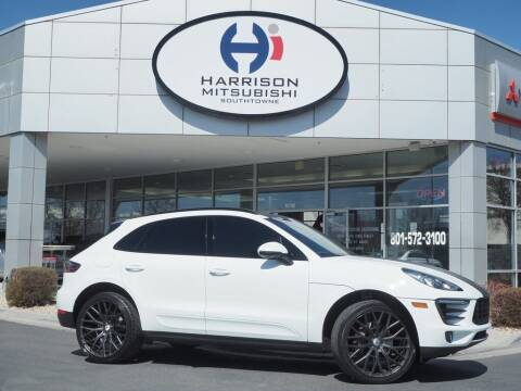 2016 Porsche Macan for sale at Harrison Imports in Sandy UT