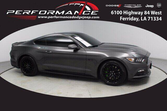 2017 Ford Mustang for sale at Auto Group South - Performance Dodge Chrysler Jeep in Ferriday LA