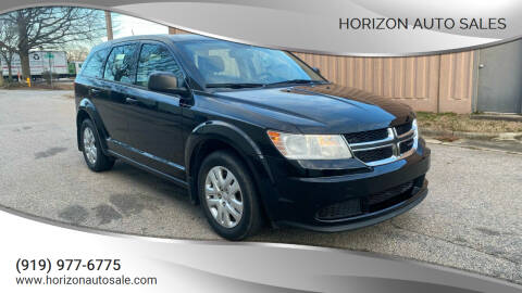 2015 Dodge Journey for sale at Horizon Auto Sales in Raleigh NC