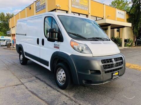 2014 RAM ProMaster Cargo for sale at Royal Motors Inc in Kent WA