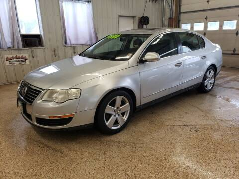 2008 Volkswagen Passat for sale at Sand's Auto Sales in Cambridge MN