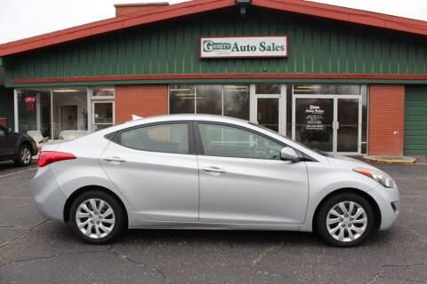 2011 Hyundai Elantra for sale at Gentry Auto Sales in Portage MI
