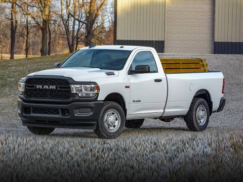 2021 RAM Ram Pickup 2500 for sale at GRIEGER'S MOTOR SALES CHRYSLER DODGE JEEP RAM in Valparaiso IN